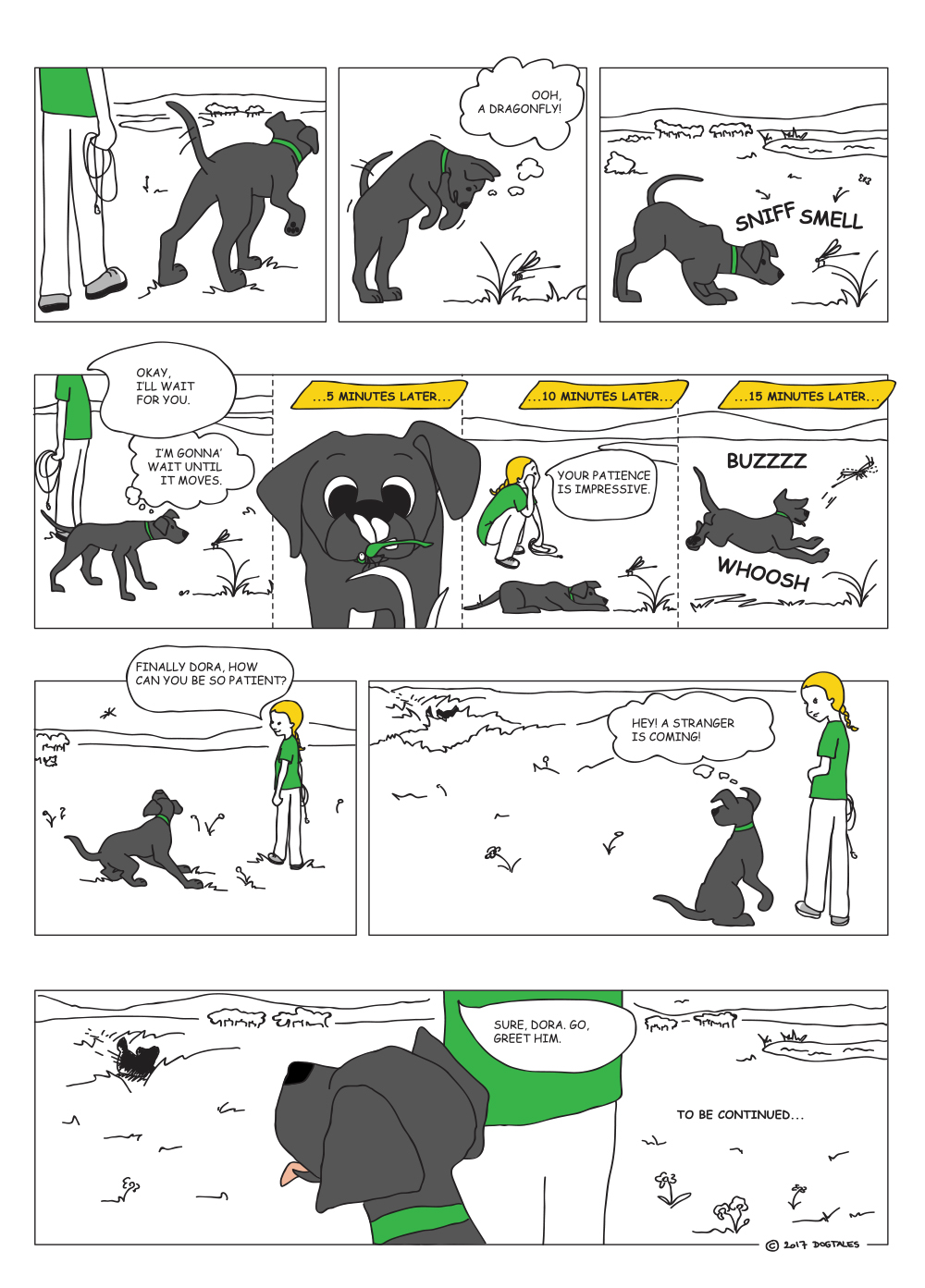 Dogtales part one 2/4